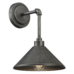 Dansk 1 Light Damp Rated Sconce