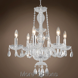 Victorian Design 6 Light 20