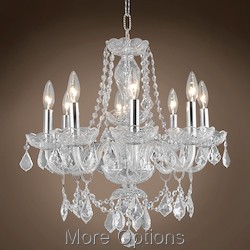 Victorian Design 8 Light 20