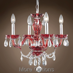 Victorian Design 4 Light 17