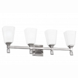 Feiss 4 - Light Sophie Vanity Fixture - VS47004-BS
