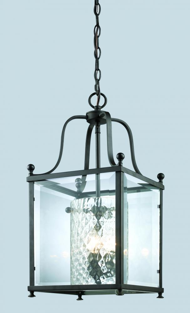 how to clean crystal chandelier without taking it down