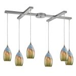 10077/6 - Geologic Collection Mini Pendant System SKU# 479607