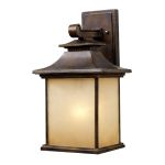 42181/1 - San Gabriel Collection Outdoor Wall Sconce SKU# 479893