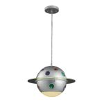 Kid's Lighting Novelty Collection 1-Light 16'' Lightshow Hanging Pendant 5096/1 SKU# 155062