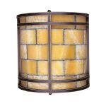 Wall Sconce - Stone Mosaic Collection - 8882/2