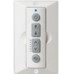 Emerson Fans 6-Speed Wall / Remote Control with Light Dimmer SR650