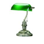 Bankers Lamp Collection 1-Light 14