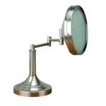Vogue Illuminated Tabletop Adjustable Vanity Mirror LS-3495PS