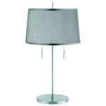 Moderna Collection Table Lamp - LS- 3924PS