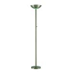 "Basic II Collection Energy Saving 72"" Antique Brass Torchiere Lamp"