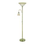 "Thiago Collection 71"" 2-Light Aged Bronze Torchiere Lamp LS-81936AB"