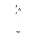 Bullet Collection 3 Light Floor Lamp - LS- 9406PS