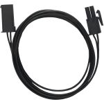 "CounterMax Collection Black MX-LD-R 48"" Extension Cord 53809BK"