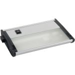 CounterMax Collection 1-Light Brushed Aluminum Under Cabinet Light 87449AL