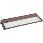 CounterMax Collection 2-Light Anodized Bronze Under Cabinet Light 87451BRZ