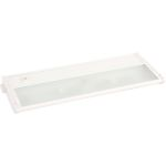 CounterMax Collection 2-Light White Under Cabinet Light 87451WT