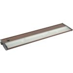 CounterMax Collection 3-Light Anodized Bronze Under Cabinet Light 87452BRZ