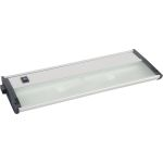 CounterMax Collection 2-Light Brushed Aluminum Under Cabinet Kit 87461AL