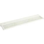 CounterMax Collection 3-Light White Under Cabinet Kit 87462WT