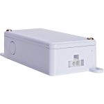 CounterMax Collection White MX2 Direct Wire Junction Box 87803WT