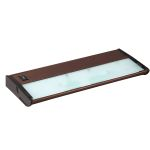 CounterMax Collection 2-Light Metallic Bronze Under Cabinet Light 87831MB