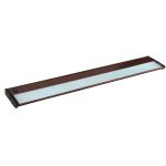 CounterMax Collection 4-Light Metallic Bronze Under Cabinet Light 87833MB