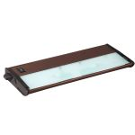 CounterMax Collection 2-Light Metallic Bronze Under Cabinet Light 87841MB