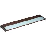 CounterMax Collection 3-Light Metallic Bronze Under Cabinet Light 87862MB
