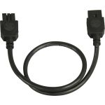 "CounterMax Collection Black MX4 24"" Connector Cord 87878BK"