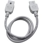 "CounterMax Collection White MX4 24"" Connector Cord 87878WT"