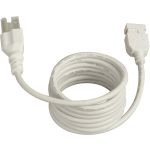 "CounterMax Collection White MX4 72"" Power Cord 87880WT"