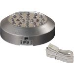 CounterMax Collection 24-Light Silver Under Cabinet Disc 87881SV