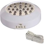 CounterMax Collection 24-Light White Under Cabinet Disc 87881WT