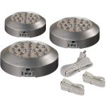 CounterMax Collection 72-Light Silver Under Cabinet Disc 87883SV