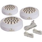 CounterMax Collection 72-Light White Under Cabinet Disc 87883WT