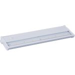 CounterMax Collection 4-Light White Under Cabinet Light with Clear Glass 89923WT