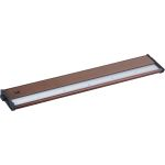CounterMax Collection 6-Light Metallic Bronze Under Cabinet Light with Clear Glass 89924MB