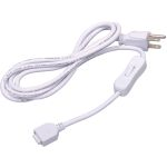 "CounterMax Collection White MX5 72"" Power Cord 89954WT"