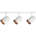 "Track Collection 3-Light 48"" White Track Light 92310WT"