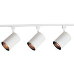 "Track Collection 3-Light 48"" White Track Light 92315WT"