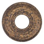 "Livex Lighting 12"" Venetian Golden Bronze Ceiling Medallion 8209-71"