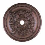 "Livex Lighting 40"" Imperial Bronze Ceiling Medallion 8211-58"