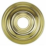 "Livex Lighting 16"" Polished Brass Ceiling Medallion 8217-02"