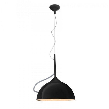 Access One Light Bl  Drum Shade Pendant - 23770-BL