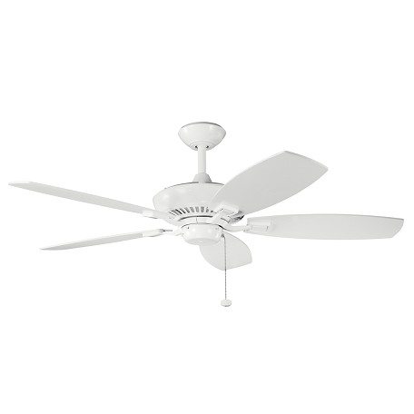 Kichler White Ceiling Fan - 300117WH
