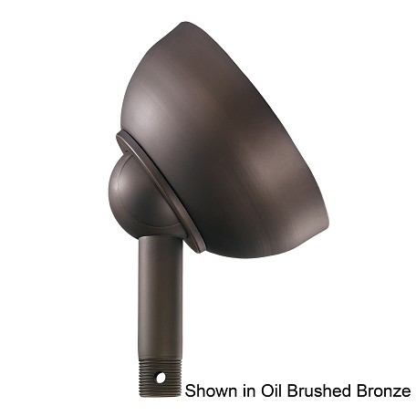 Kichler Tannery Bronze W/ Gold Accent Ceiling Adaptor - 337005TZG