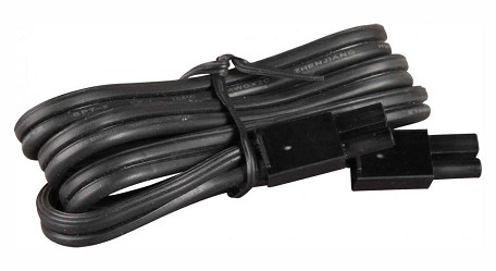 "CounterMax Collection Black MX2 9"" Interlink Cord 87818BK"