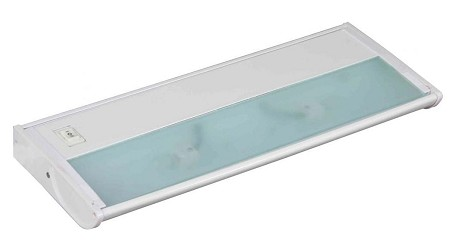 CounterMax Collection 2-Light White Under Cabinet Light 87831WT