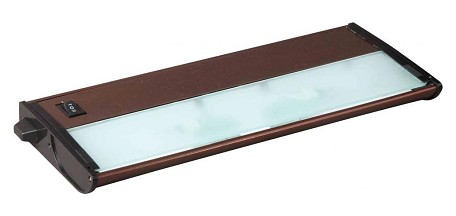 CounterMax Collection 2-Light Metallic Bronze Under Cabinet Kit 87851MB
